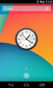 analog clock widgets for android animated analog clock widget apk 3 4 1 free lifestyle app for