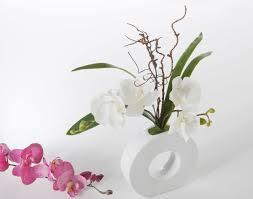 Vase Pour Composition Florale Orchidée Vase Rond Becquet