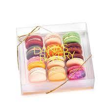 french macarons in fun american flavors gluten free dana u0027s bakery