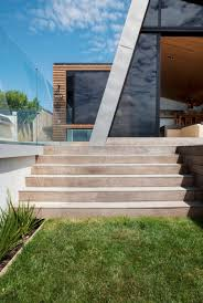 contemporary renovation of a time worn house