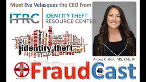 Identity Theft Red Flags Fraudcast Identity Theft Resource Center Itrc Meet Eva Velasquez