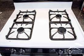 stove top how to really clean a stove top even all the baked on gunk