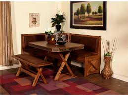 furniture charming dining room table and bench sets chairs