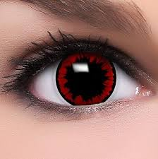spooky halloween contact lenses collection on ebay