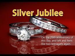 Wedding Wishes Kannada Happy 25th Wedding Anniversary Silver Jubilee Beautiful Wishes