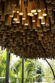best 25 bamboo ceiling ideas on bamboo roof bamboo