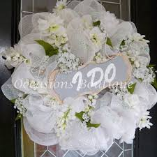 wedding wreaths best door decorations for bridal shower products on wanelo