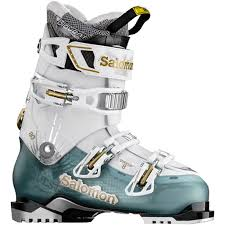womens quest boots salomon quest 8 ski boots s 2012 evo