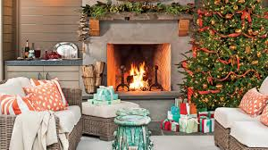 Exclusive Various Ideas Of Side Table Decoration by 100 Fresh Christmas Decorating Ideas Southern Living
