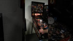 sega goldeneye oo7 james bond pinball machine for sale youtube