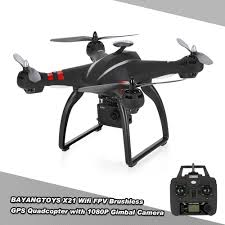 Radio Control Helicopters With Camera Eu Bayangtoys X21 Wifi Fpv Brushless Gps Quadcopter With 1080p