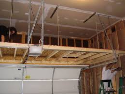 overhead garage storage plans u2026 pinteres u2026