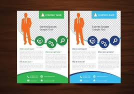 flyer graphic design layout business vector flyer design layout template in a4 size download