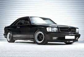 mercedes sec 560 amg 1988 mercedes 560 sec amg wide specifications photo
