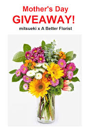Mother S Day 2017 Flowers by Giveaway Mother U0027s Day Floral Bouquet Mitsueki Singapore