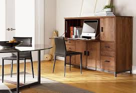 Computer Desk Armoire Elegant Hidden Office Armoire