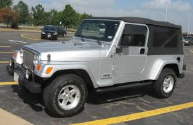 jeep wrangler unlimited sport soft top file jeep wrangler unlimited tj jpg wikimedia commons