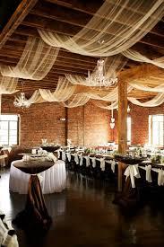 the loft wedding venue loft 1023 a wedding and event venue the draped organza