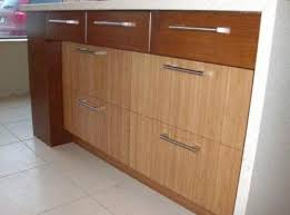 Bamboo Kitchen Cabinets Bamboo Kitchen Cabinets Gives More Benefits Naindien