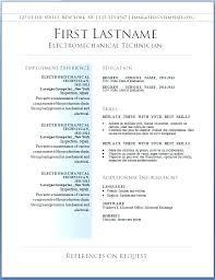 format resume word sle resume microsoft word free resume sles in word format free