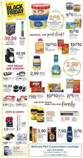 thanksgiving food early black friday kroger ad nov 16 24 2016