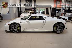 2013 porsche 918 spyder price 4 porsche 918 spyder for sale dupont registry
