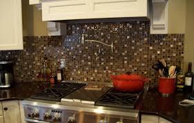 kitchen backsplash mosaic tile pleasant mosaic tile backsplash style in classic home interior