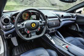 porsche inside view playing ferrari owner for a week in the fabulous gtc4 lusso