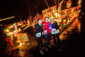 tacky light tour richmond 2016 tacky light run house 400 sports backers