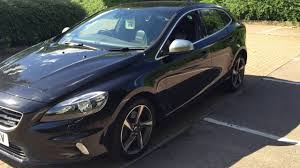 volvo v40 d3 r design manual fp63ojv youtube