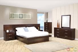Cal King Platform Bedroom Set Modern Platform Bedroom Sets