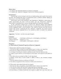 Cabinet Maker Resume 01identificationofcompund 160526135005 Thumbnail 4 Jpg Cb U003d1464270690