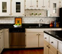 Kitchen With Subway Tile Backsplash Travertine Subway Tile Kitchen Backsplash Ideas Kitchentoday