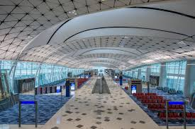hong kong airport inaugurates new midfield concourse