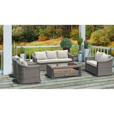 canapé de jardin en résine salon bas de jardin canapé fauteuil bas salon de détente au
