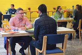 vorstellungsgespräche führen beruf delmenhorst vorstellungsgespräche im schnellverfahren führen