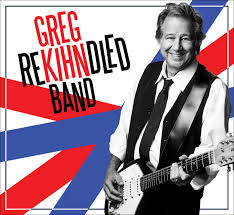 Personally by Greg Kihn Band New Album Rekihndled Personally Signed By Greg Kihn