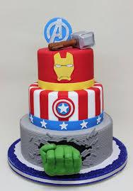 más de 25 ideas increíbles sobre tarta de los vengadores en