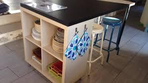 application cuisine ikea un nouvel îlot de cuisine avec kallax bidouilles ikea