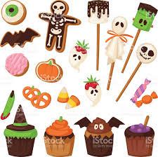 free halloween vector art halloween symbols vector collection stock vector art 612614000