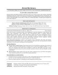 Sample Contract Specialist Resume by Sales Service Specialist Resume