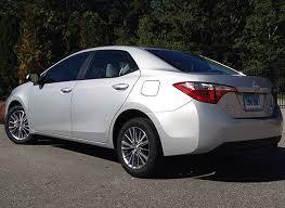 gas mileage toyota corolla 2014 drive redesigned 2014 toyota corolla