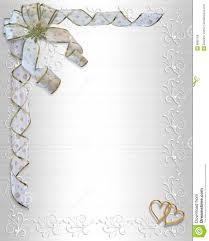 wedding invitation border satin royalty free stock images image