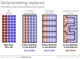 Florida House Of Representatives District Map by Can Math Solve The Congressional Districting Problem