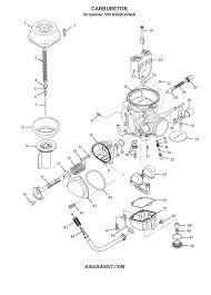 1999 polaris 500 scrambler 4x4 a99bg50aa carburetor parts best