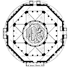 3 3 1 4 the octagonal church plan quadralectic architecture