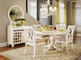 Round Kitchen Tables Kitchen Round Kitchen Table Sets And 43 Engaging White Round