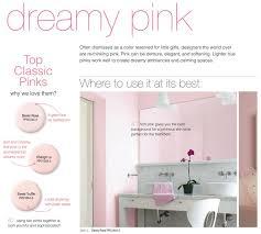 38 best pink paint color inspiration images on pinterest color