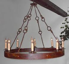 Forged Chandeliers Ace Wrought Iron Custom Large Wrought Iron Chandeliers