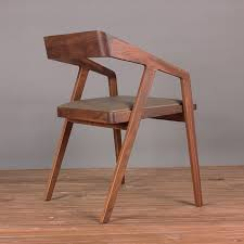 modern wooden chairs for dining table simple and modern wood chair coffee chair lounge chair wood dining